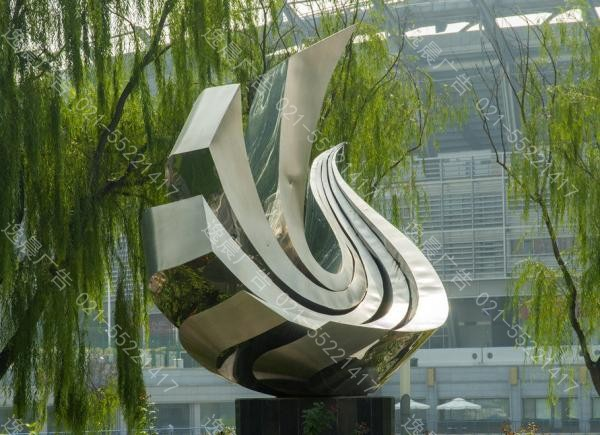 三维扣板_城市雕塑/广场雕塑/景观小品-上海逸晨广告有限公司